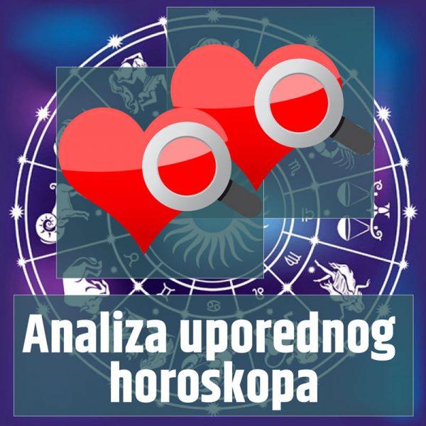 analiza uporednog horoskopa